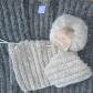 Furry jumper