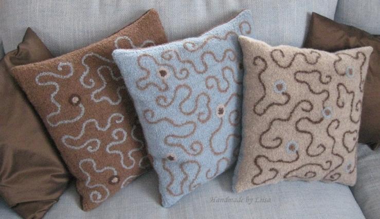 Kolme tyynyä