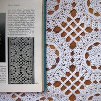 Lace tablecloth, pitsipöytäliina