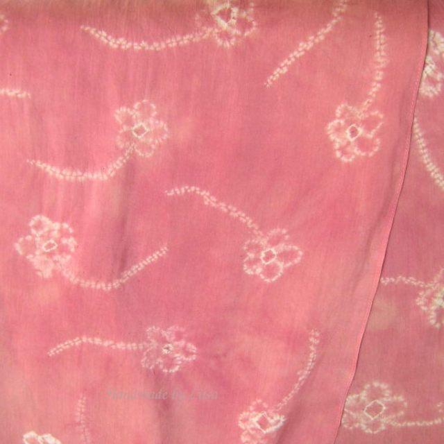 Shibori kukkia