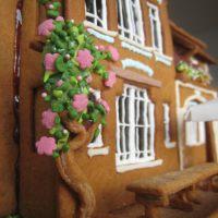 Gingerbread miniatures, pipari pienoismalleja