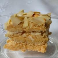 Ellen Svinhufvud kakku, coffee meringue cake