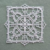 Reticella lace