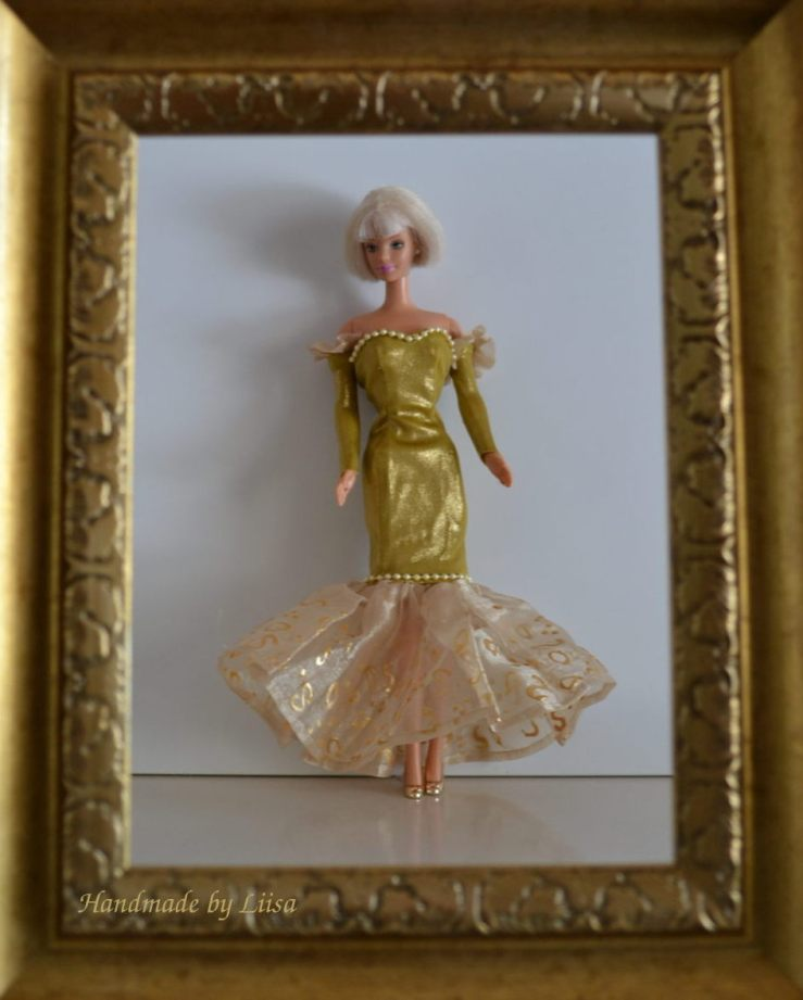 Barbie gold