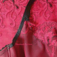 Sewing underwear, rintaliivien ompelua