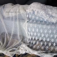 Lace shawls, pitsihuiveja