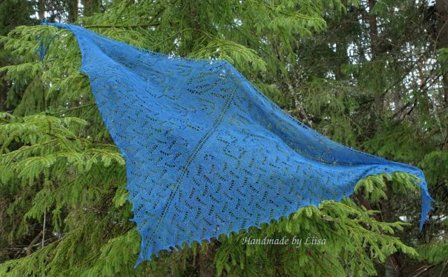Sininen huivi