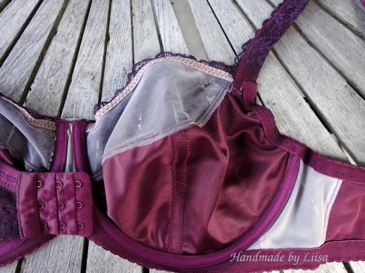 Inside violet