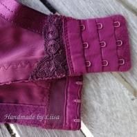 Purple closure