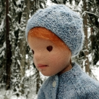 Winter doll, talvinukke